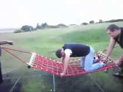 Extreme hammocking spinning