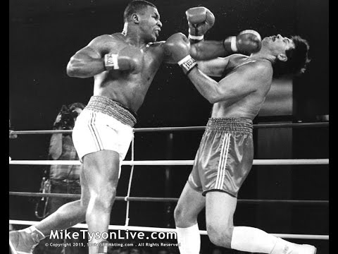 Mike Tyson posts 43 of his all time greatest knockouts.