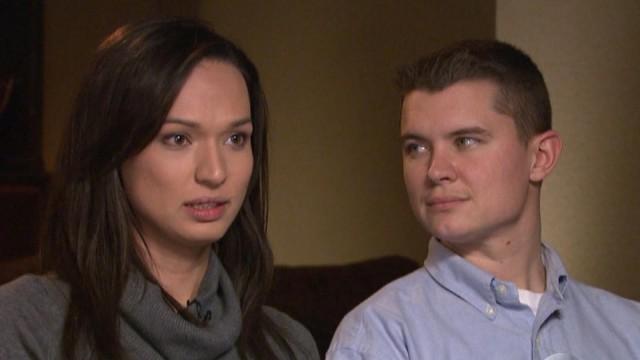 Transgender Parents Who Conceived Two Sons Naturally