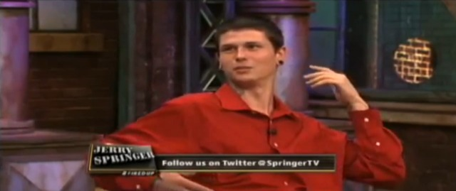 High Out His Mind: The Greatest Guest In Jerry Springer History!