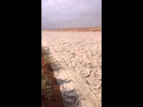 Have You Ever Seen a Sand River?