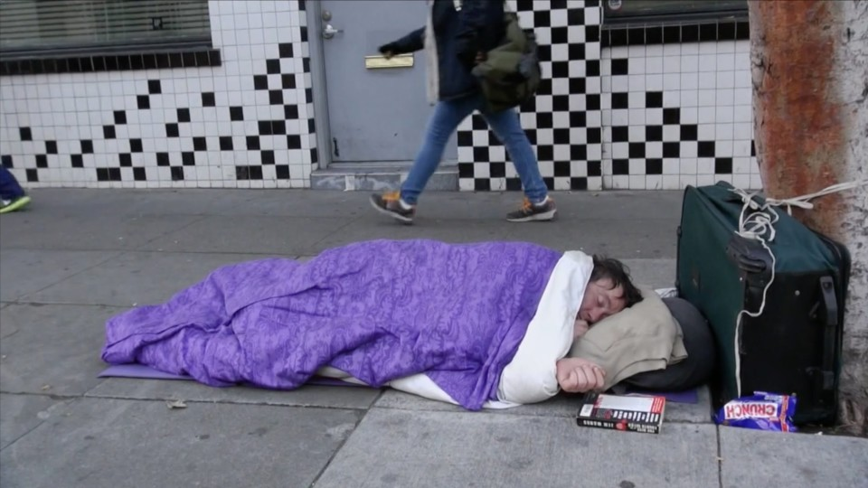 2 degrees and he cant get a job: Man confronts new reality