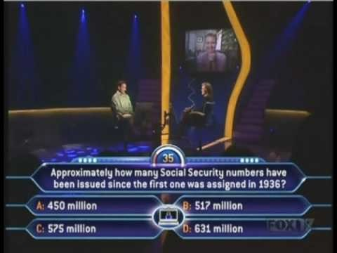 The most ridiculous $250,000 Question ever.