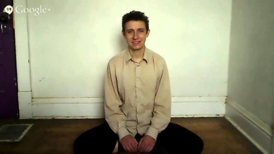 This Guy Has 150+ Videos of him Sitting and Smiling in Front of the Camera For 4 hrs Straight.